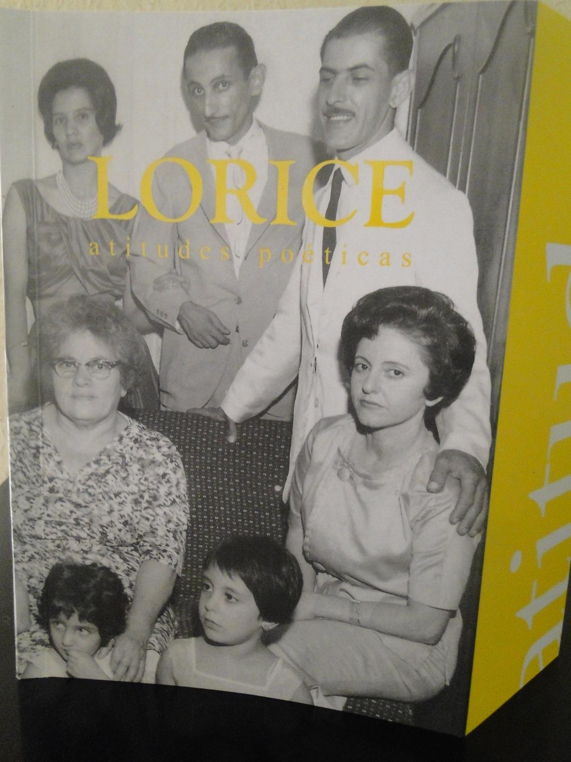 Lorice Livro capa