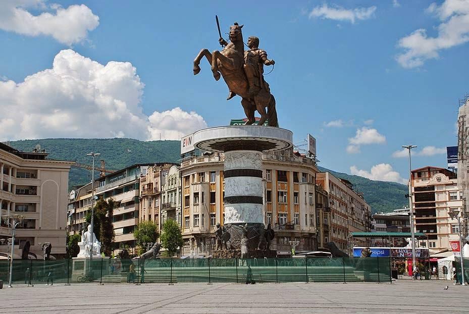 alexadre o grande macedônia