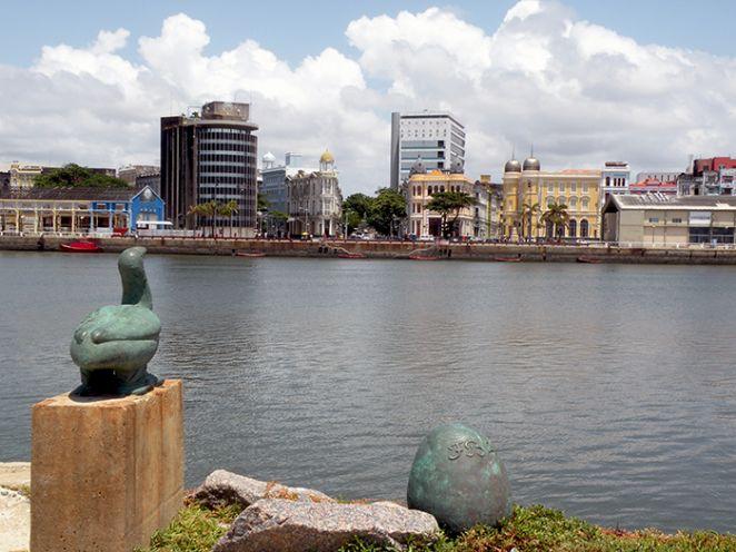 Pq de Esculturas Recife Foto Família Müller